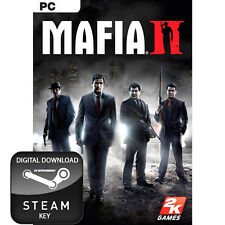 MAFIA II 2 PC AND MAC STEAM KEY