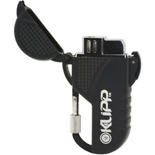 UST Klipp Windproof Butane Lighter - Black