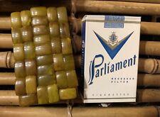 New listing 1 Vintage Bakelite Cigarette Pack Holder ( Hold A pak) Mosaic Napkin Holder
