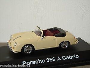 Porsche 356A Cabrio van Schuco 1:43 in Box *24060