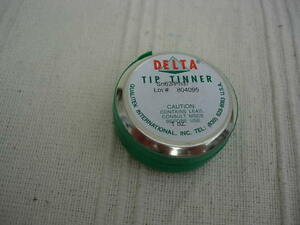 Stained Glass Supplies - Soldering Iron Tip Tinner