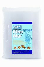 "Pennine Pond Filter Mat 21 x 42 x 2.25"" Koi Carp Media 6123"