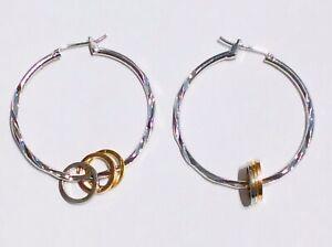 Fashion Hoop Earrings - New