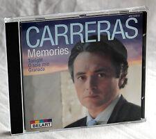 CD JOSÉ CARRERAS - Memories