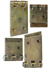 1928 1929 Ford Model A Roadster Phaeton Open Car Hinge Set or 4 28 29 Hinges SS