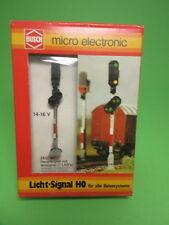 BUSCH HO 5832 Hauptsignal mit Vorsignal  Signal 7 LEDs neuwertig OVP KAS