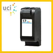 1 Colour Compatible Ink Cartridge For 17 Deskjet 816c 840C 843C 845C Printer