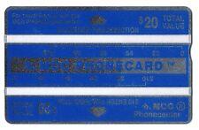 USA 1988 D3 $20 MCC Military Communications Center mint.