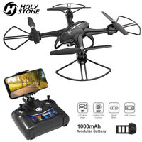 Holy Stone HS200D FPV Selfie Drone with 720P HD Camera 2.4G WiFi RC Quadcopter