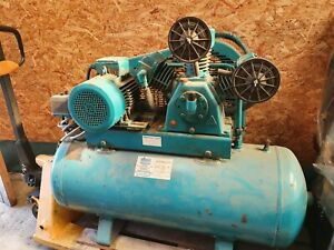 used industrial air compressor