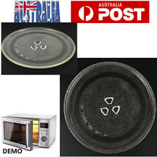245mm Microwave Oven Turntable Glass Tray Glass Plate AU