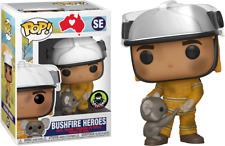 Funko POP! PopCultcha RSPCA Bushfire Heroes AUS EXCLUSIVE