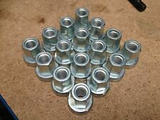 Peugeot Ford flat type wheel nuts & washers, M12x1.25, race, rally SN61 x16