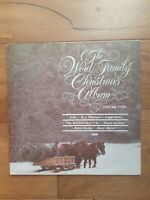 Various – The Word Family Christmas Album WST 9613 Vinyl, LP, Compilation