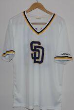 MLB San Diego Padres Tyson Ross V Neck Baseball Jersey Shirt XL 100% Polyester