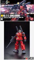 Gundam HG 190 1/144 RX-77-2 GUNCANNON E.F.S.F Bandai Model Kit New Nuovo