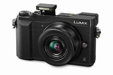 FOTOCAMERA MIRRORLESS DIGITALE PANASONIC LUMIX DMC-GX80 + LUMIX G VARIO 12-32MM