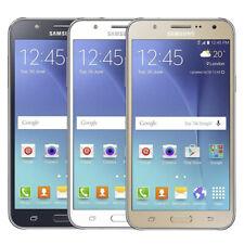 "Refurbished Samsung Galaxy J7 SM-J700F Factory Unlocked 5.5"" 16GB GSM Smartphone"