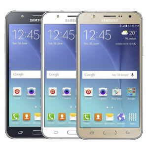 Original Unlocked Samsung Galaxy J7 SM-J700F Dual SIM 1.5GB RAM Mobile Phone