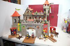 Playmobil 3666 Ritterburg mit Super viel Zubehör Top Zustand