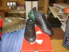 New Under Armour Dominate H201 FG  Men' Soccer Cleats Black / Green