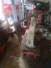 Denbigh no 6 cast iron fly press