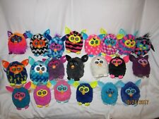 HUGE LOT OF 21 FURBY BOOM ORIGINAL 2012-2013 HASBRO LARGEST LOT ON HERE!!! LQQK