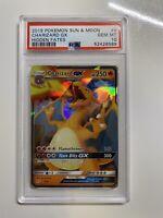 Pokemon Charizard GX PSA 10 🔥GEM MINT🔥GX 9/68 Hidden Fates