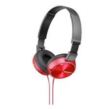 Sony MDR-ZX 310 R faltbare On-Ear Kopfhörer in Rot
