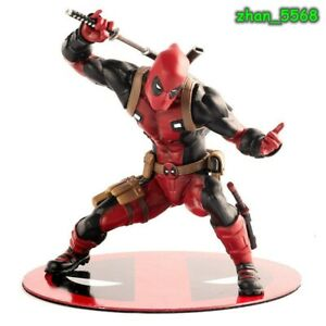 Kotobukiya ARTFX+ Deadpool 1/10 Scale PVC Figure Statue New In Box