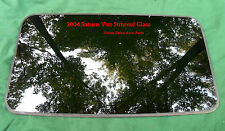 2004 SATURN VUE YEAR SPECIFIC SUNROOF GLASS OEM  FACTORY  FREE SHIPPING!