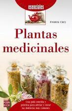 Esenciales: Plantas Medicinales by édéric Clery (2016, Paperback)