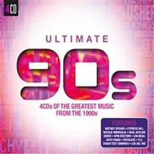 ULTIMATE 90s VARIOUS ARTISTS 4 CD NEW