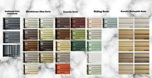 Alta Kunststoffpaneele Lagerware ab 3,00m Fassadenpaneele Hausverkleidung Giebel