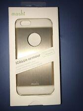 New Moshi iGlaze Armour Premium Metallic Case for iPhone 6 / 6s - Satin Gold