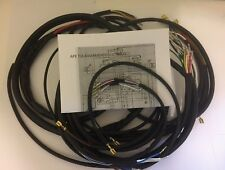 IMPIANTO ELETTRICO ELECTRICAL WIRING APE 50 TL6 MONOFARO AVVIAMENTO ELETTRICO