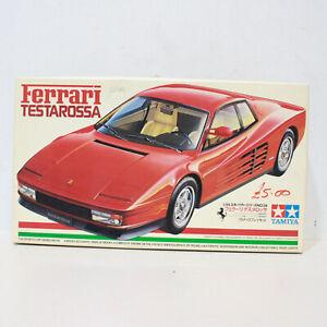 Tamiya 1/24 Ferrari Testarossa Model Car Kit No.59 - 232