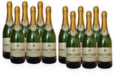 ( 4,67€/ LITRE) 12 x0,75L fl.andre Gallois vin mousex Demi Sec