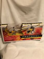Protocol 3.5 Channel Remote Control Helicopter Tigerjet with Gyro Tiger Jet