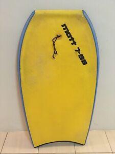 Matt 7-SS Custom bodyboard