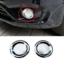 fit 2014-2017 Mercedes-Benz Vito W447 ABS Chrome Front Fog Light Lamp Cover Trim