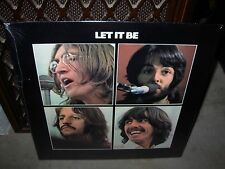 BEATLES let it be ( rock ) apple AR 34001 - SEALED NEW -