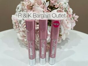 3 ~ Hard Candy All Glossed Up Hydrating Lip Stain # 920 Perky Pink Sealed