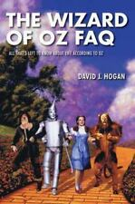 The Wizard of Oz FAQ, All That's Left To Know About Life According to Oz FAQ Se