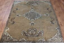 OLD WOOL HAND MADE PERSIAN ORIENTAL FLORAL RUNNER AREA RUG CARPET 264X154 CM