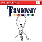 New Tchaikovsky: Greatest Hits 60+ (CD, Sep-1991, RCA)