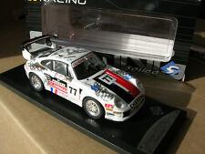 SOLIDO 1/43 METAL PORSCHE 911 GT2 ENDURANCE N°77 !!!!!