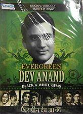 Evergreen Dev Anand Black & White Gems - Original Bollywood Songs DVD