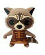 Marvel Rocket Raccoon Figural Rubber Key Chain Anime Manga NEW