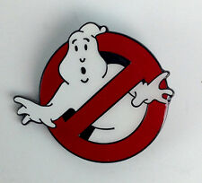 Ghostbusters Classic 1984 & 2016 Movie Logo - Large 1-1/2 Inch Enamel Pin